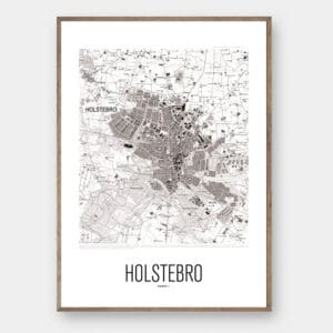 By plakat HOLSTEBRO Creative Dot