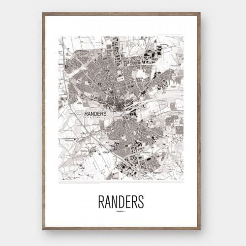 By plakat RANDERS Creative Dot