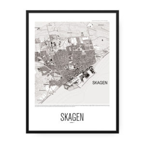 By plakat SKAGEN Creative Dot