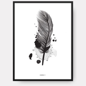 Tar and Feather plakat Creative Dot
