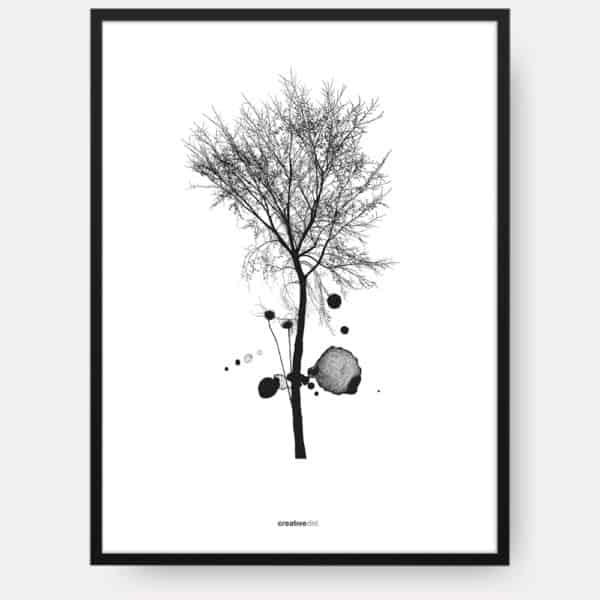 Tree for sunlight plakat Creative Dot